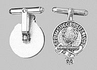 Clan Ross Cufflinks