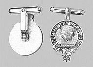 Clan Sinclair Cufflinks