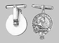 Clan Stuart of Bute Cufflinks