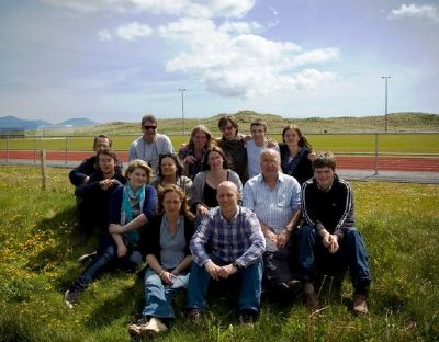 the class of 2009-10, benbecula college