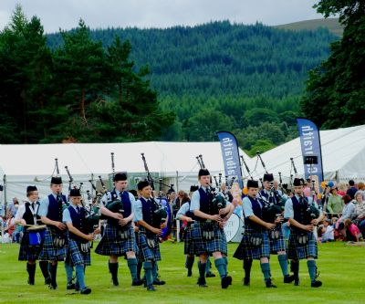 the highland field sports fair, moy 2009
