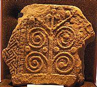The Vine Scroll Cross
