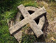 The Fallen Cross