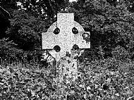 The Gaelic Chapel Cross 1