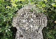 The Gaelic Chapel Cross 2