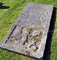 Old High Church Slab 1
