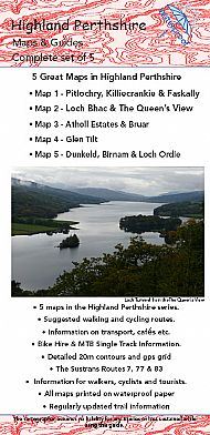 Highland Perthshire Maps