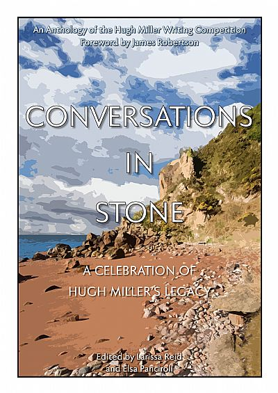 cover of book conversations in stone