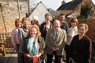 a group of the friends of hugh miller