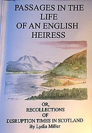 Passages in the Life of an English Heiress