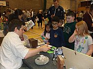 photo at the inverness science festival