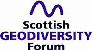 scottish geodiversity froumn logo
