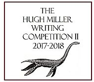 logo of the hugh miller writing competition