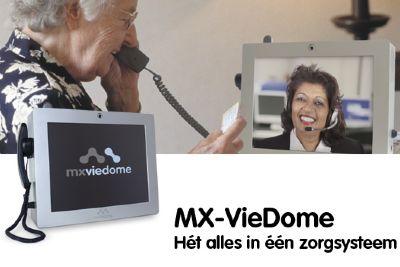mx-viedome: het virtuele verpleeghuis