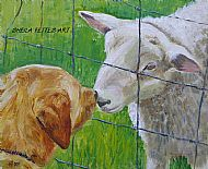 Lab and Lamb