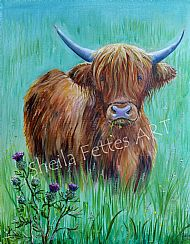 Thistles and coo