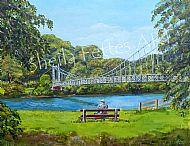 Spey Bridge at Aberlour