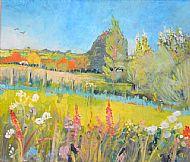 Across the Autumn Fields, Lowick