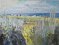 Brittany landscape