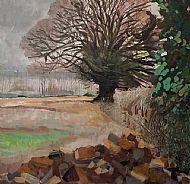 Winter Oak, Farndish, Northants