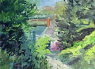 Cottage on the Byeway, Lowick