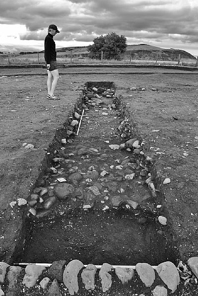 cromarty medieval burgh archeology project