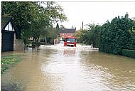 1993 Alms Hill Flooded