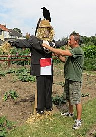 Winning Scarecrow for 12 and Under