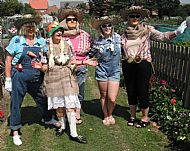 Sue and the Scarecrows