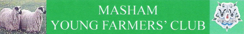 MASHAM YOUNG FARMERS' CLUB