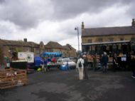 Our Games & Information Stall