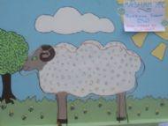 Our electronic farmyard sounding sheep!