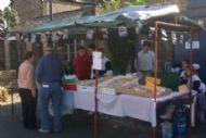 Our Refreshments Stall