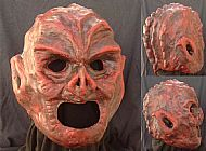 Demon Mask (Without mouth)