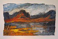 Colours of the Autumn shore, Loch Kishorn
