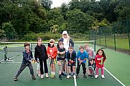 2015 Summer Tennis Tournament