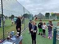 Alexa Gordon - Runner Up, 8 & Under category, Crombledon 2021