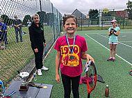 Savannah Gordon - Runner Up, 11 & Under category, Crombledon 2021