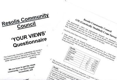resolis community surveys