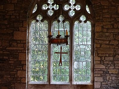 st gregory's, weare, window