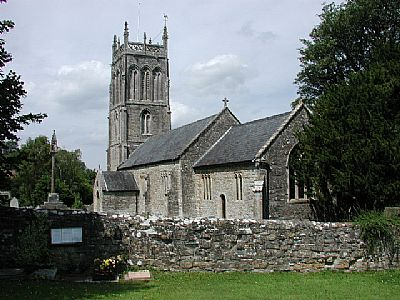 st gregory's, weare (rodw)