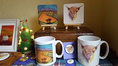 some inexpensive gifts for the pop-up shop