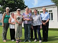Wm Hourston Ladies Competition 2016