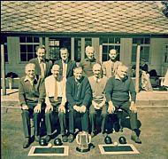 Dewar Trophy 1974
