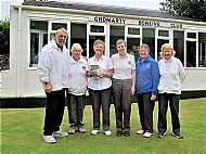 Ross-shire Ladies' Singles August 2017