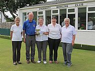 Ross-shire Ladies' Singles 2016
