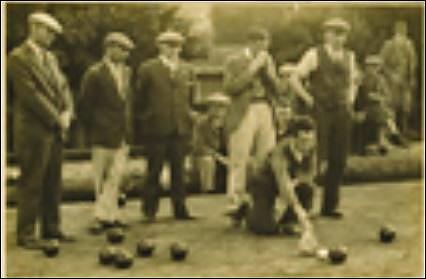 dewar trophy competition 1935