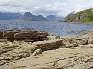 The Cuillins from Elgol