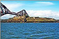 Inchgarvie Island