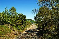 Perth to Dundee Raliway Track